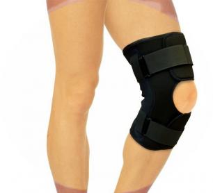 Бандаж на колено с металлическими шарнирами Тривес Т-8508